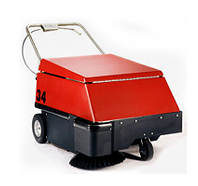 Industrial Cleaning Machines – 34 Sweepers