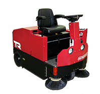 Industrial Cleaning Machines – TR Sweepers