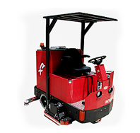 Industrial Cleaning Machines – XR Scrubbers